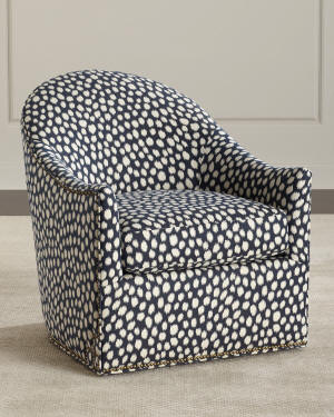 Massoud Rayan Swivel Chair